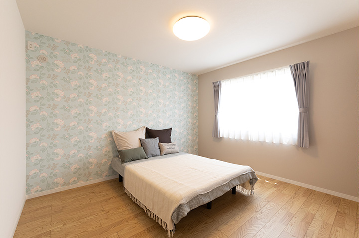 主寝室イメージ