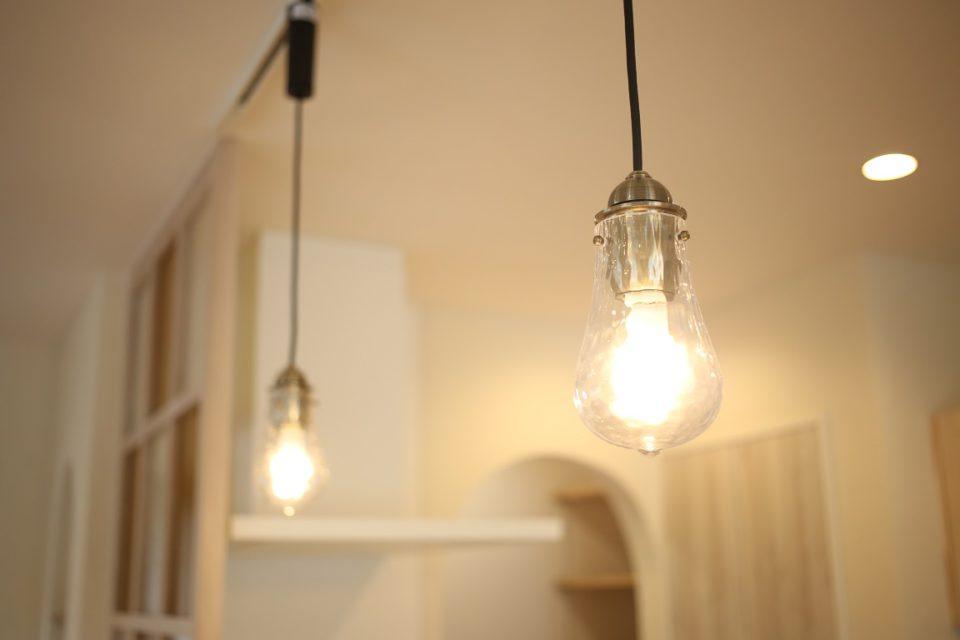 心地いい光が入るナチュラルフレンチのお家